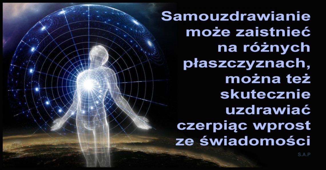 Samouzdrawianie może zaistnieć na różnych płaszczyznach, synchronizacja kwantowa robi to również doskonale.