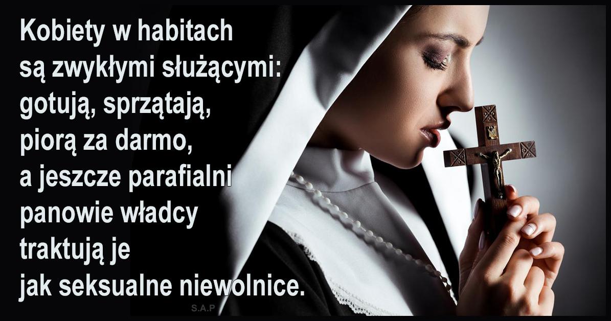 Od zawsze wiadomo, że księża molestują i gwałcą. Od lat mówi się na temat rozwiązłości kleru, o dzieciach wykorzystywanych przez zboczeńców w sutannach.